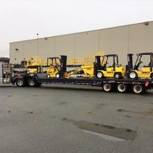 Supplying a Customer with a wide variety of equipment options