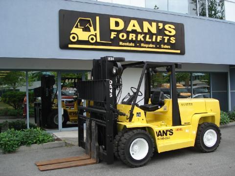 Dans Forklifts Rentals