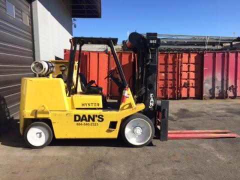 Dans Forklift Heavy Lift