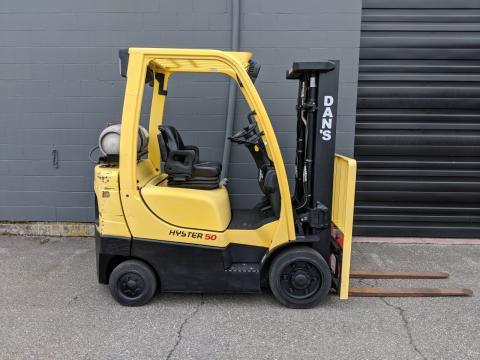 Dan's Forklifts Ltd